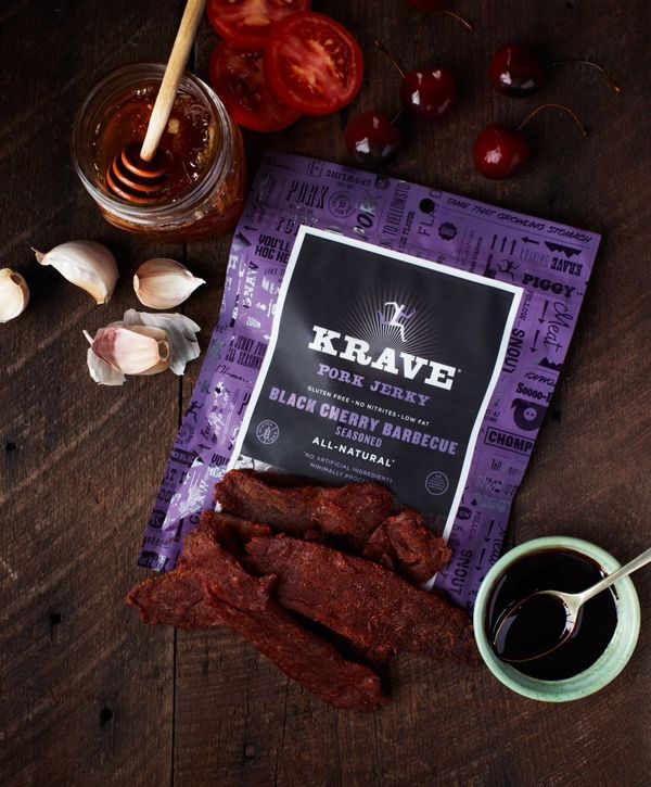 If, like us, you long ago wrote off jerky as teenager fuel (read: loaded with salt, preservatives and artificial ingredients)