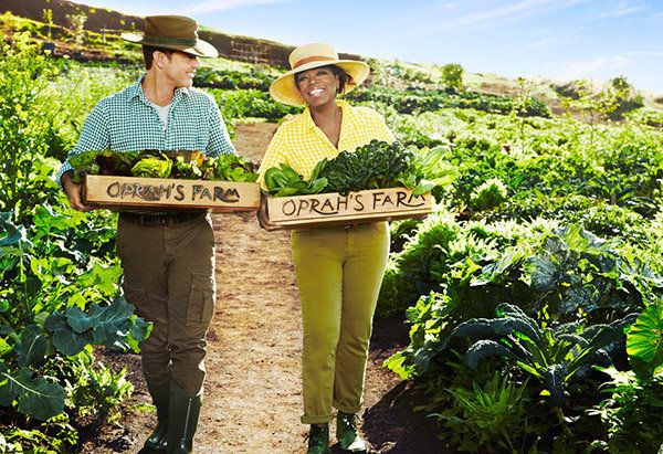 """After more than 20 years of friendship, Oprah and her favorite health expert, <a href=""""http://www.oprah.com/packages/the-best"""