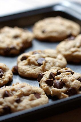 Chocolate chip cookies are pretty much perfection (some purists even balk at the notion of adding walnuts). Truth is, though,