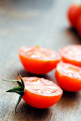 Lycopene, an antioxidant that can combat free radicals (molecules or ions that can damage healthy cells and suppress your imm