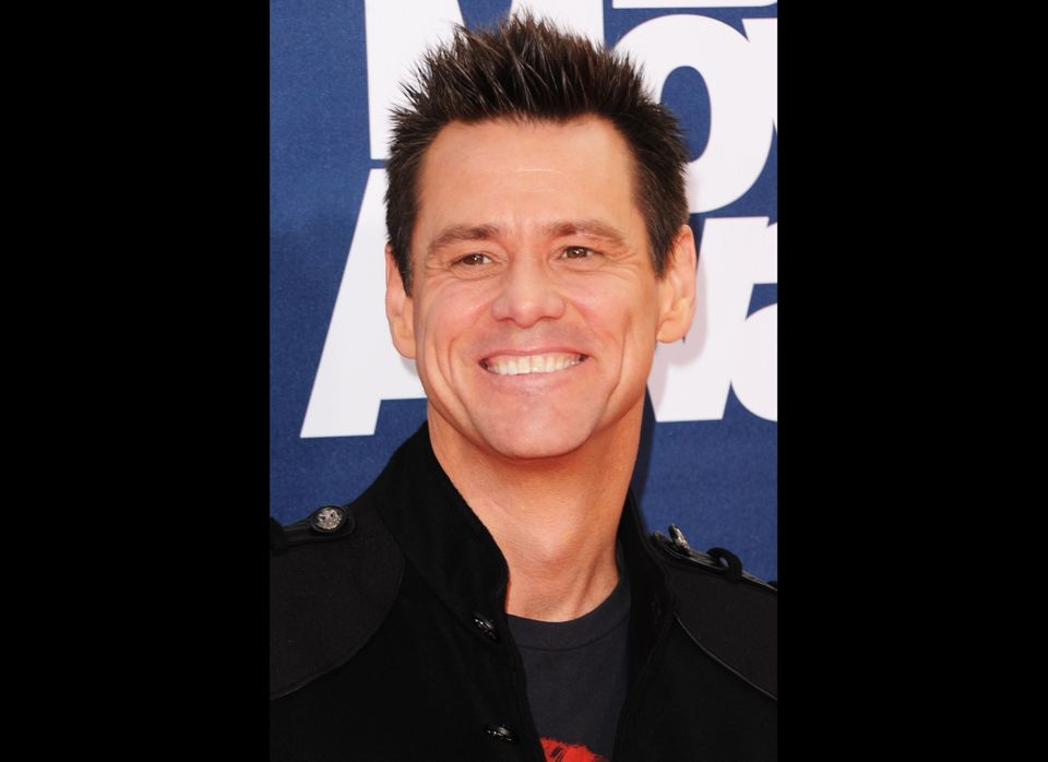"""Actor Jim Carrey, 50, <a href=""""http://www.people.com/people/article/0,,20346497,00.html"""" target=""""_hplink"""">became a grandfathe"""