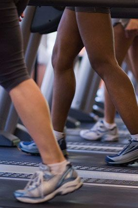 Good News: You can work out less--if you move more. In one 2013 study, people who stood for a total of two hours and walked f