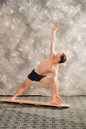 "<strong>What it is:</strong> <a href=""http://www.yogajournal.com/lifestyle/3212"" target=""_blank"">Paddleboards</a> allow you t"