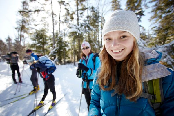 Like many American families, Norwegians like to enjoy weekend excursions. But often, instead of packing the kids into the car