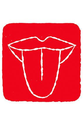 <strong>Tongue</strong>  Pay attention to the color of your tongue. If it becomes a bright, beefy red (the change can be subt