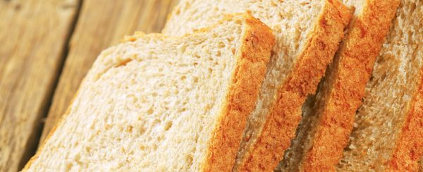 "Ignore the ""Best By"" or ""Sell By"" date. Placing your loaf in the fridge can extend freshness by two weeks."