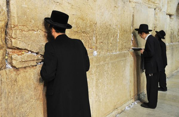 "The Western Wall is one of the most sacred sites in Judaism, as it is all that remains of the <a href=""http://www.britannica."