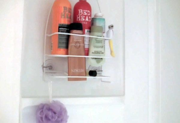 Though shower caddies are designed to declutter that ever-toppling wall of shampoos, conditioners and body washes surrounding