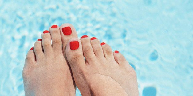 526c78a61f8 How To Get Your Feet Sandal-Ready (Without A Pricey Pedicure)