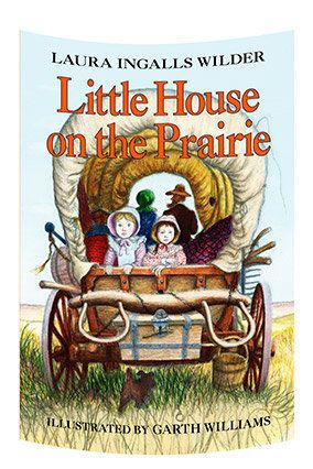 """<strong>The book:</strong> <a href=""""http://www.amazon.com/Little-House-Nine-Book-Box-Set/dp/0064400409?tag=thehuffingtop-20"""""""