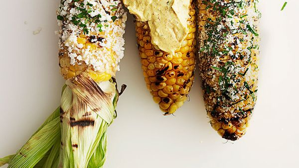 Corn on the cob may not be the most substantial side, but it's a breeze turning it into one. This basic recipe has many varia