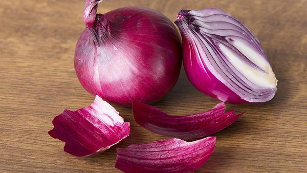 Red onions can add a critical zip to green salads and sandwiches and are often served raw because of their gorgeous color, wh