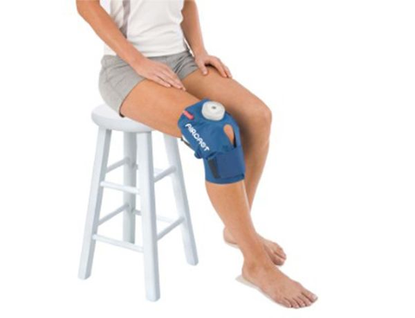 "<b>What:</b> <a href=""http://www.djoglobal.com/products/aircast/self-contained-sc-knee-cryocuff"" target=""_blank"">Cryo/Cuff</a"