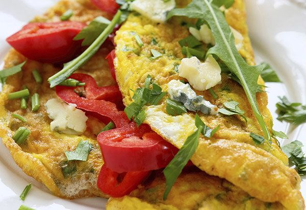 An amazingly light and creamy omelet might seem like something only a French chef could easily make, but the technique is sur