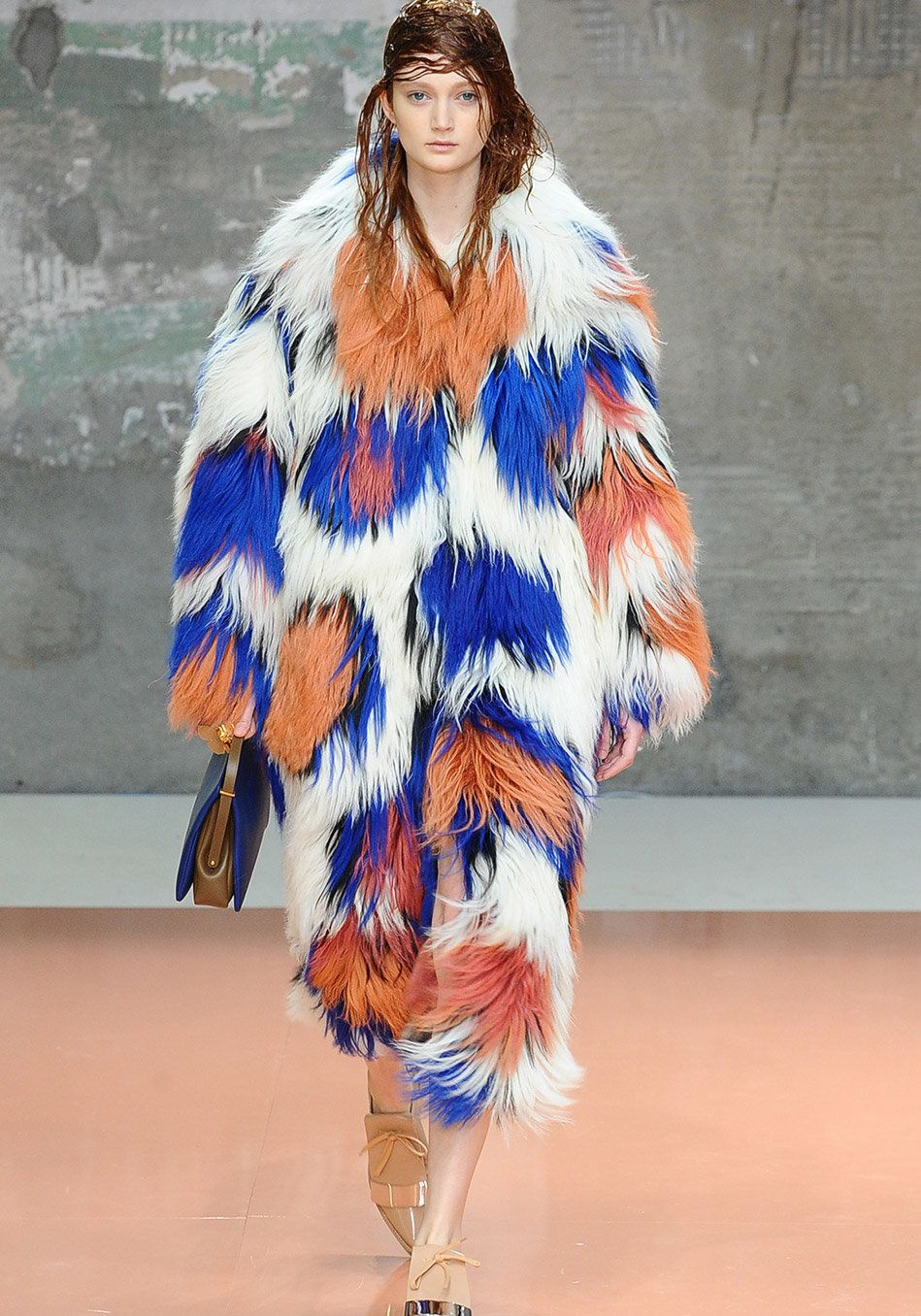 "When it comes to these runway looks, ladies, just say ""no."" <br><br> <b>Patchwork Fur</b> <br>While we at <i>O</i> don't cond"