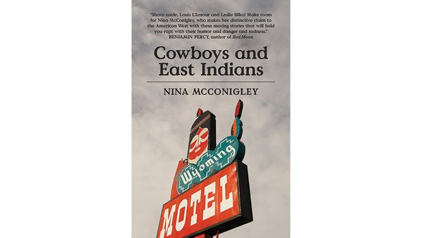 "<strong><em><a href=""http://ninamcconigley.com/"" target=""_blank"">Cowboys and East Indians</a></em></strong><br>By Nina McConi"