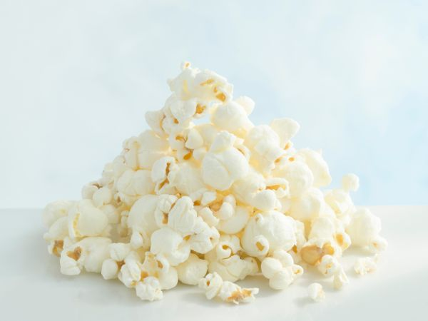 <b>The craving:</b> Crispy, salty snackables. <br><br><b>Try:</b> Popped corn (hold the butter) or roasted chickpeas. <br><br