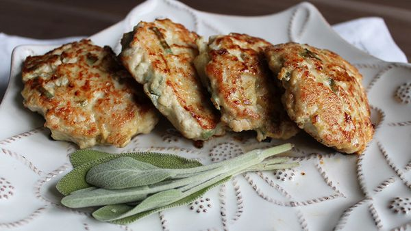 Syrup can add warmth and richness to protein-based breakfasts, as Pettit's DIY healthy sausage-patties recipe shows. It's muc