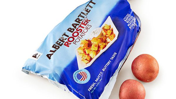 """<strong>What they are: </strong>Larger than new potatoes but smaller than Idaho, <a href=""""http://albertbartlett.com/potatoes/"""