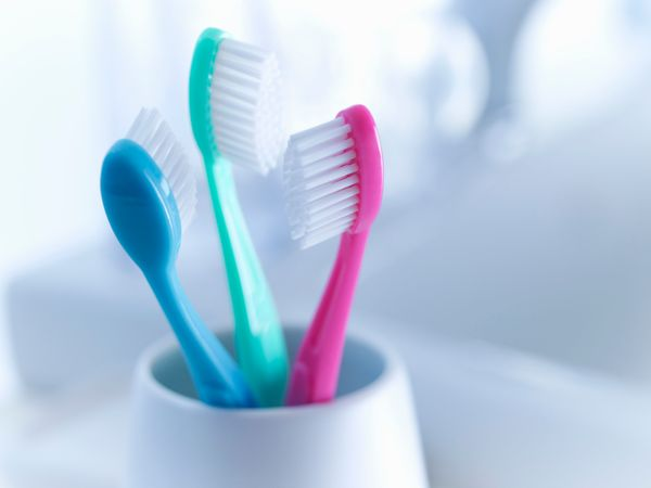 """The benign-seeming toothbrush holder is <a href=""""http://www.nsf.org/newsroom/kitchen-is-germiest-place-in-home-according-to-r"""