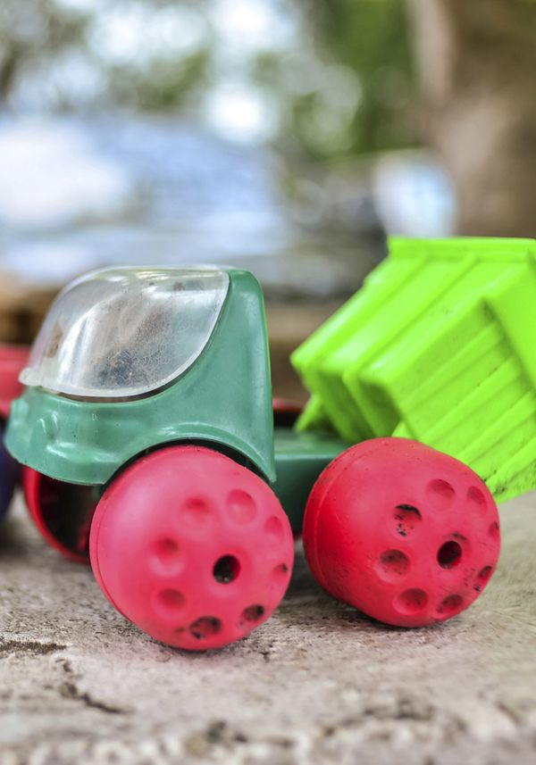 Toddlers often love their toys so much that they happily gnaw on them, but research shows infection-causing bacteria can live