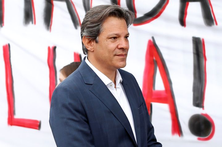Fernando Haddad has emerged as Bolsonaro's main challenger in recent weeks, and the two are likely to face off in an Oct. 28
