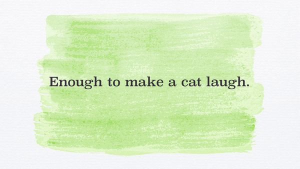 """Cats have no trouble making humans laugh -- by now, <a href=""""http://www.tomandjerryonline.com/"""" target=""""_blank"""">Tom and Jerry"""