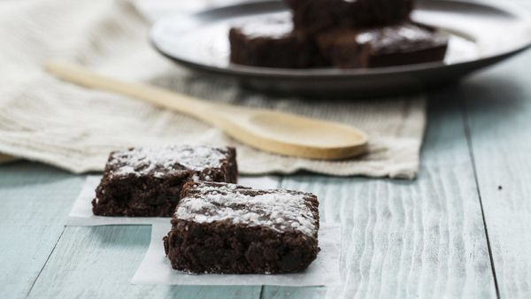 When it comes to baking brownies, timing isn't everything, but it's pretty major, says Daykin, who often sees people get the