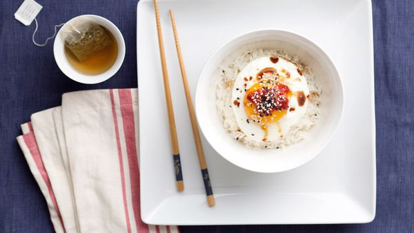 """Plain, steamed rice is an essential part of a Japanese breakfast, and Judy Joo, owner of <a href=""""http://jinjuu.com/"""" target="""