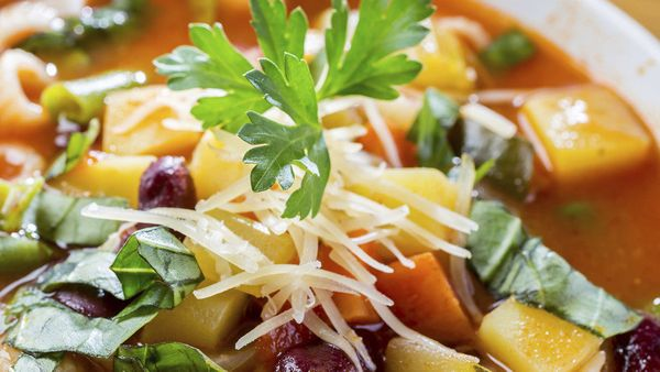 Whether you've made a pot of minestrone, chicken noodle or chili, when it comes to soups and chilies, there are almost always