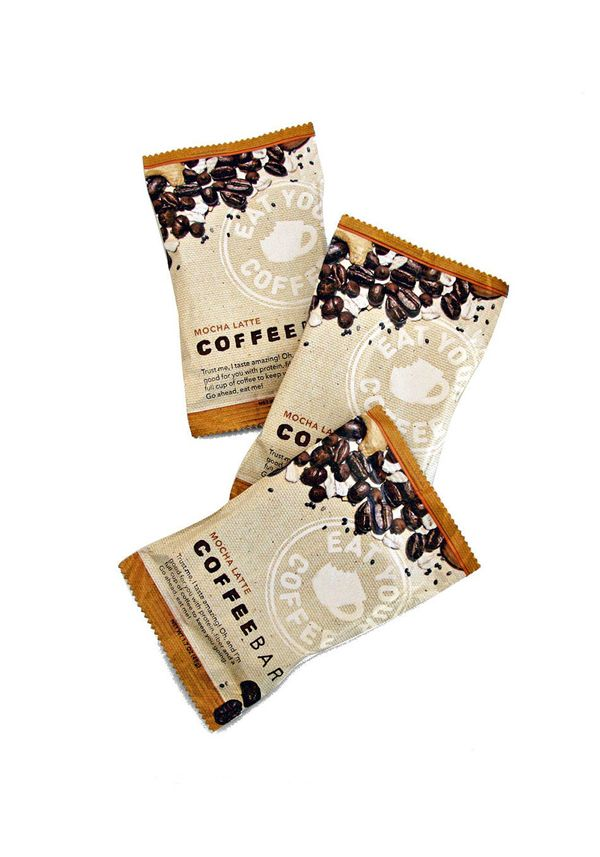 You can now caffeinate without a cup, thanks to the CoffeeBar, an energy bar invented by two time-crunched undergrads at Nort
