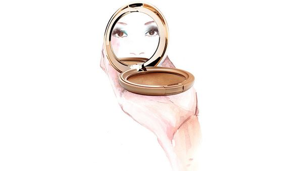 """After she bought foundation to """"correct"""" her skin tone, Maya Rupert saw herself in a gorgeous new light.  <br><br> <strong>Re"""