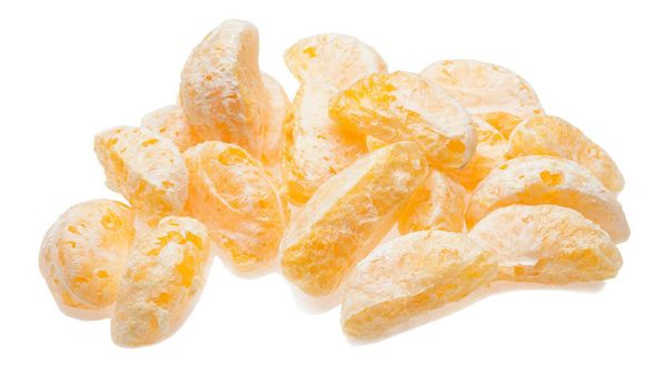 """Light, crispy freeze-dried fruit has a much different texture than the chewy, dense """"regular"""" dried fruit you typically find"""
