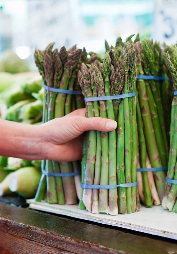It's pretty obvious that if you see asparagus for sale at the market, it's in season. Yet, it may not be <i>peak</i> season -