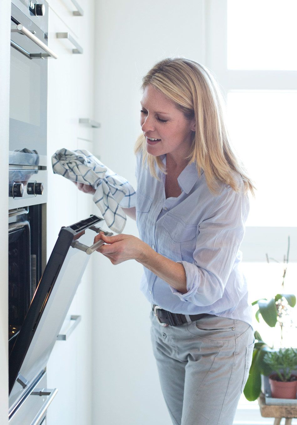 Baking may be a science, but it's a bit of a risk, too, since every oven is different. Molly Hanson, executive pastry chef at