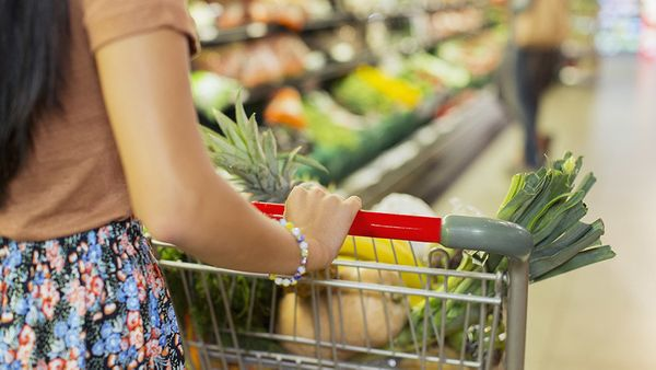"""A trip to the grocery store is always part of my routine,"" says Dallas-based Kristen Hoffman, an instructor at Exhale. ""Junk"