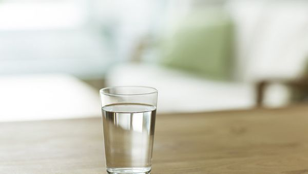 You can ignore the old eight-glasses rule: Six is typically plenty to hydrate you and keep everything in working order, accor