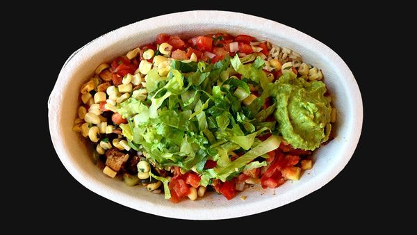 <strong>Best bet: </strong>Burrito bowls or salads that give you all the tasty stuff that comes inside a burrito without the