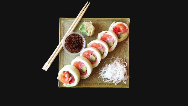 <strong>Best bet: </strong>Naruto rolls, which are wrapped in cucumber instead of rice and seaweed. For the filling, pick a l