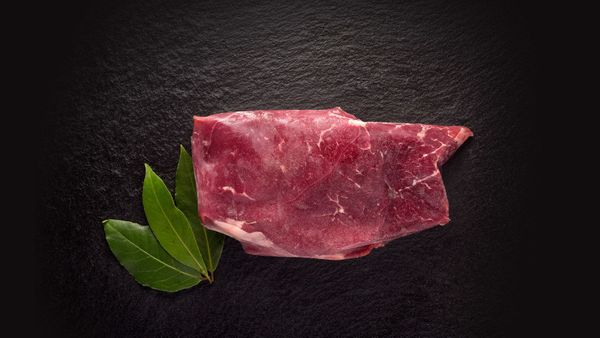 """<b>Why it's worth trying:</b> A sale on strip loin can be a wonderful thing, since <a href=""""http://www.foodsafety.gov/keep/ch"""