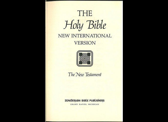 Stolen Bible Returned 42 Years Later By Guilt-Stricken Thief