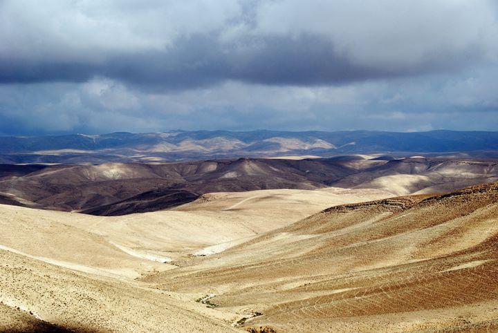 where exactly is biblical israel huffpost