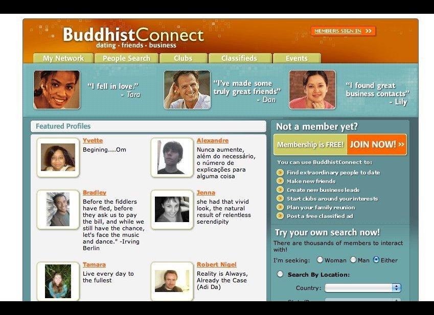 Christian mingle profile page