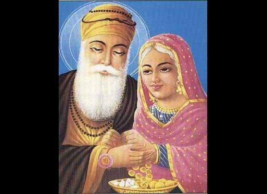 The First Sikh