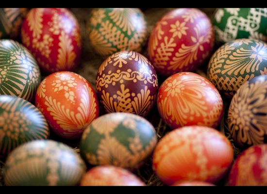 Easter Eggs: History, Origin, Symbolism And Traditions (PHOTOS