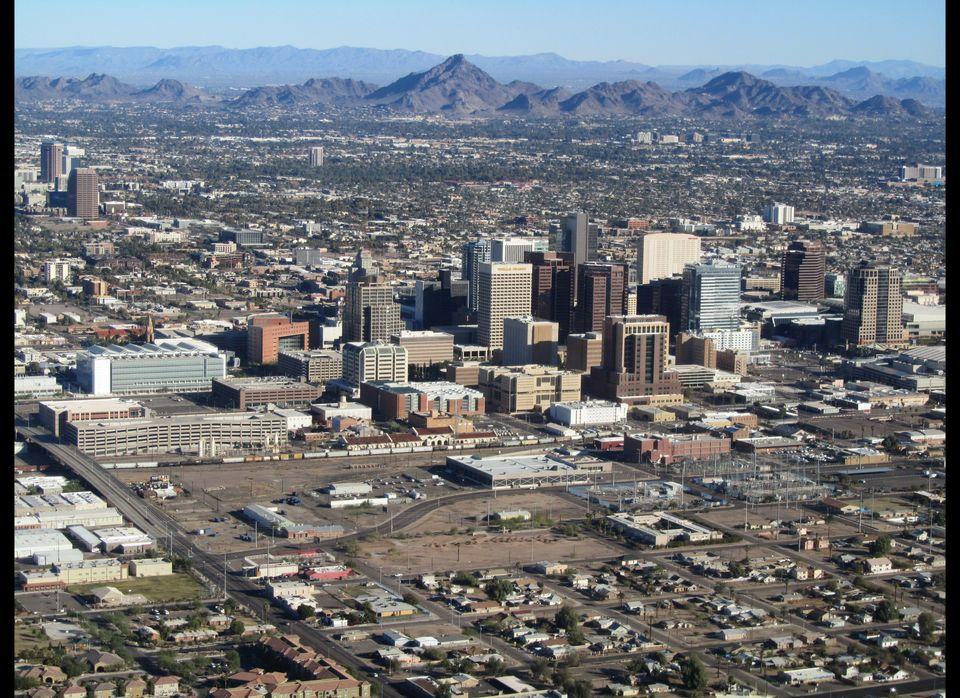 Metro area: Phoenix-Mesa-Glendale, AZ<br>  37,518 religious adherents per 100,000 persons. <br>  No. of Catholic adherent