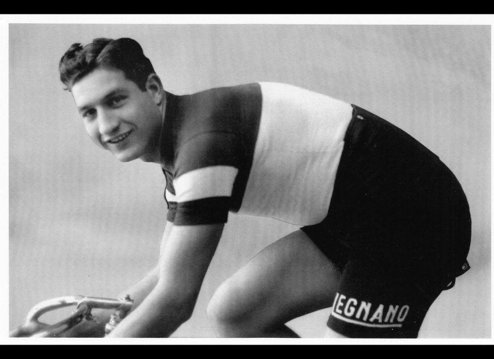Gino Bartali, circa 1936