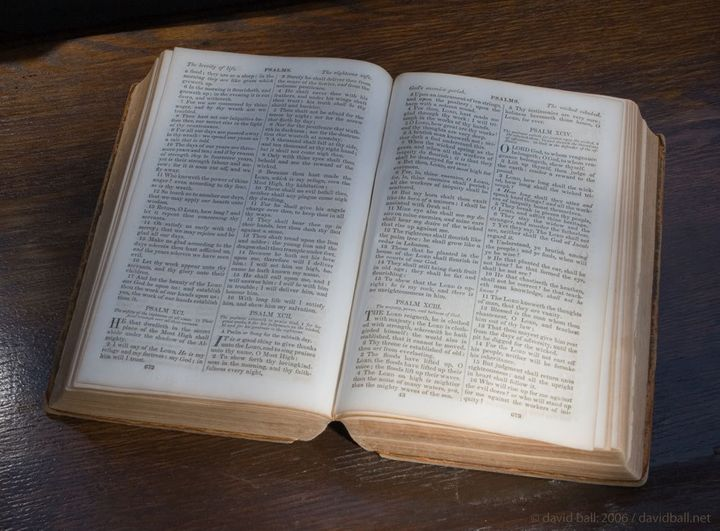 How Reading the Bible in 100 Days Changed My Life | HuffPost