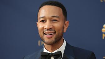 70th Primetime Emmy Awards - Arrivals - Los Angeles, California, U.S., 17/09/2018 - John Legend. REUTERS/Kyle Grillot