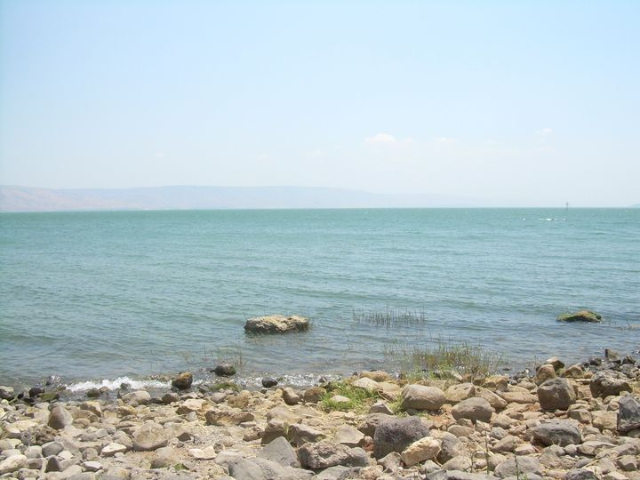 Description Sea of Galilee  shops. |  Source | Date 2011-08-07 11:58:01 | Author Nemo  | Permission | other_versions Sea of G